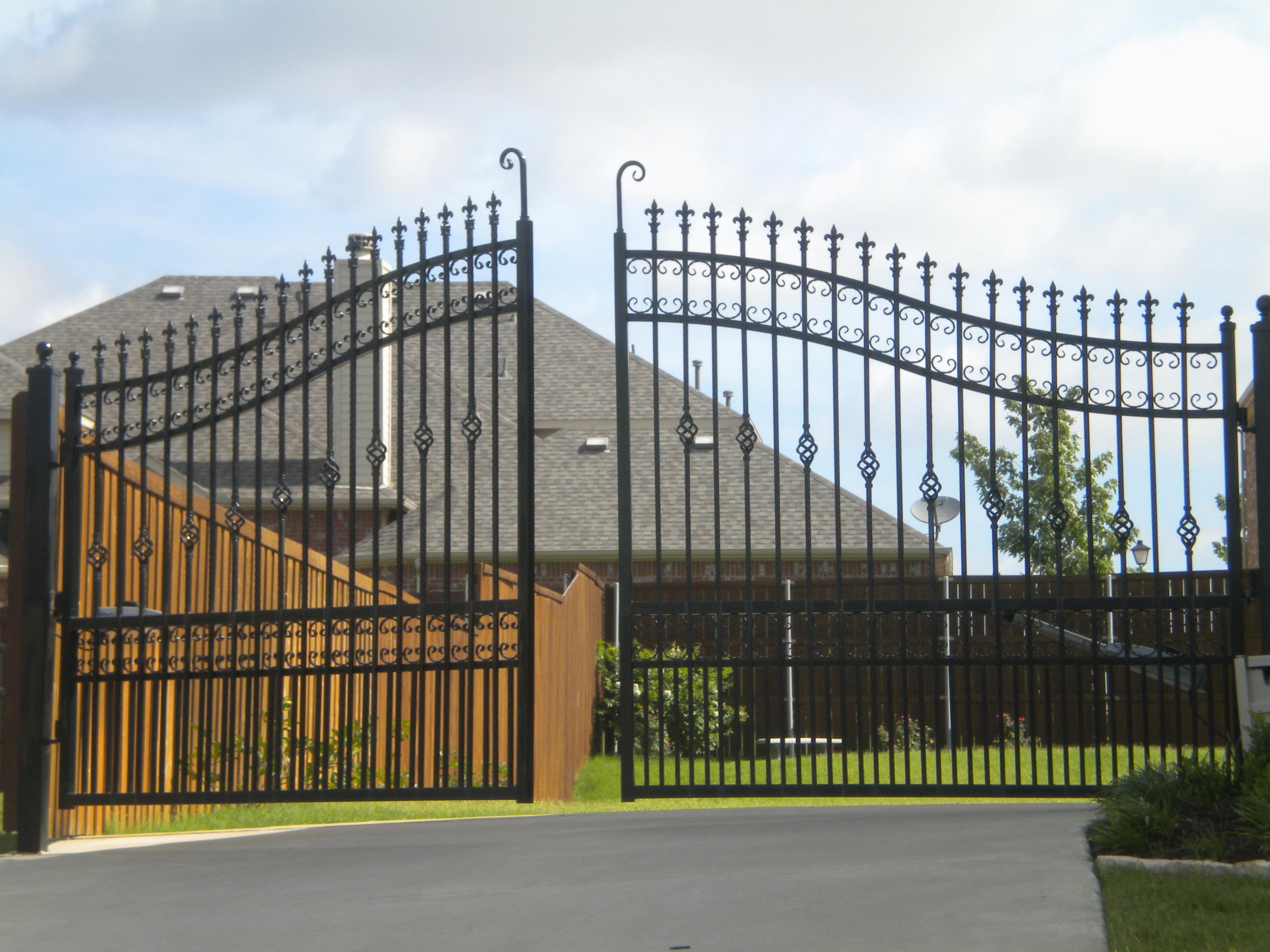 Estimating Fence Gate Iron Software Fence Gate