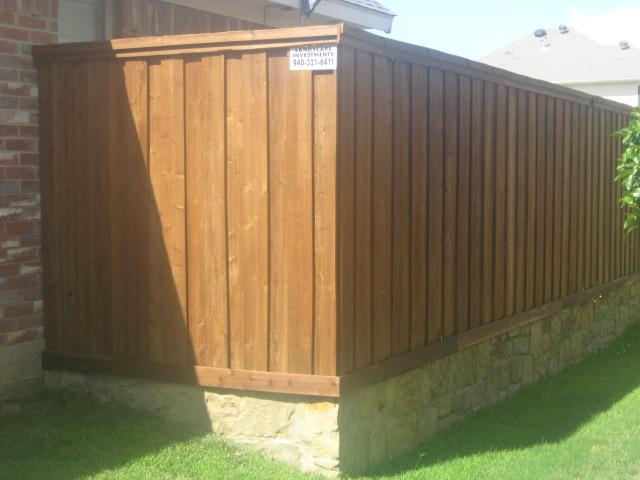 Free Estimate Custom Fence